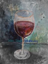 Focal point wine